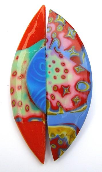 Victoria Hughes, Dory, 2008, 2.25″ x 1.5″